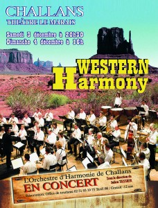 2011 western harmony