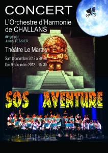 2012 SOS aventure