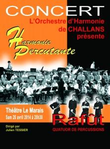 2014 harmonie percutante