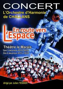 2015 En route vers l'espace