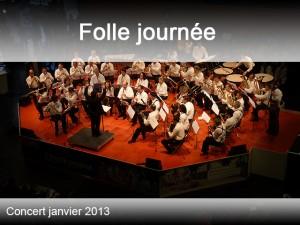 dossier Folles journée 2013