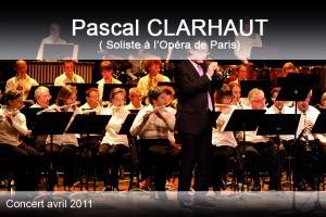 dossier concert avec Clarhaut 2011